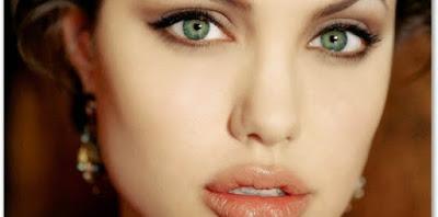 yeşil göze makyaj
