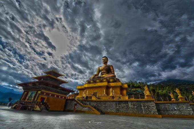 Bhutan, Budhha Point