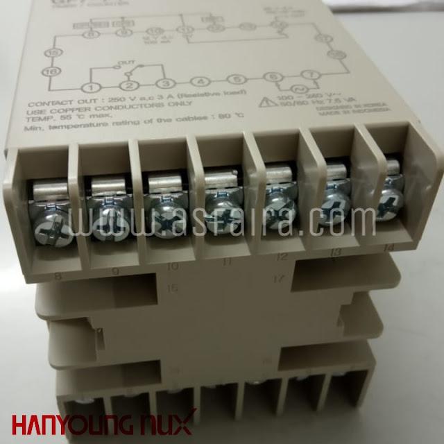 Counter timer Hanyoung nux GF7-P41E