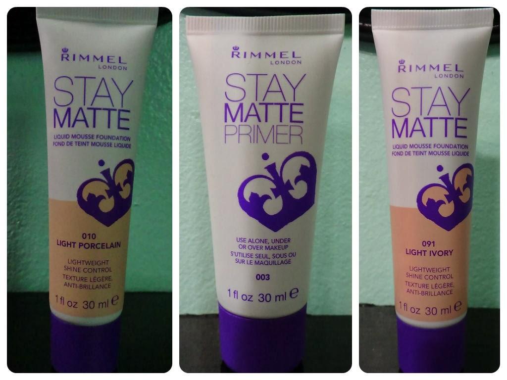 Rimmel Stay Matte Makeup Review Saubhaya Foundation Primer Liquid Mousse
