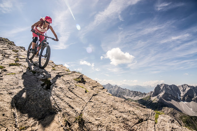 MTB Girl Achensee Tour