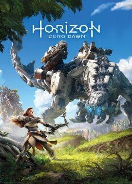 تحميل لعبة هوريزن زيرو دون Horizon Zero Dawn