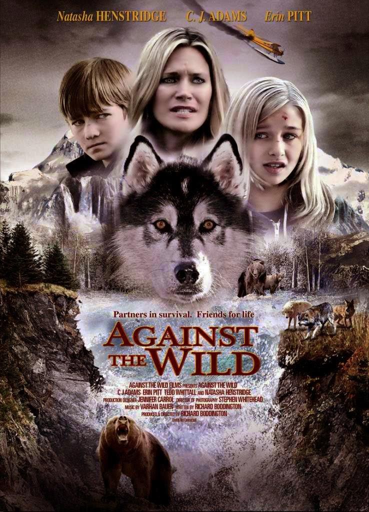 Against The Wild 2: Survive The Serengeti (2016) Dual Audio Hindi 300MB BluRay 480p x264 ESubs