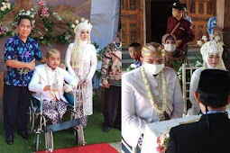 VIRAL Gadis Cantik Dinikahi Pria Berfisik Tak Sempurna, 'Imam yang Saya Cari', Dulu Ditolak Keluarga