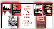 Get Cozy with a Pepper Bibeau soft-boiled mystery