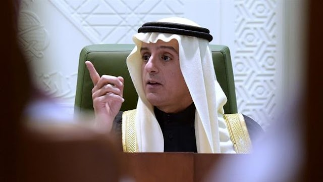 Riyadh may send forces to Syria to back US campaign against Daesh: Saudi Foreign Minister Adel al-Jubeir