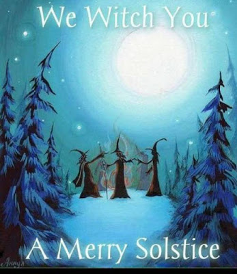article essay solstice winter yule