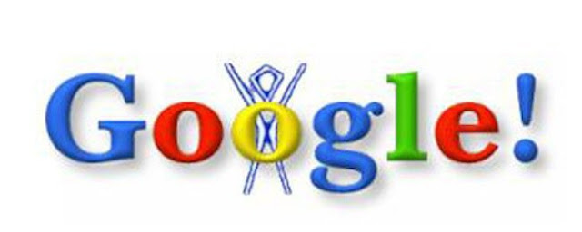 The first ever Google Doodle was a Burning Man stick figure that came out on August 30, 1998 It came about when Larry and Sergey visited the Burning Man Festival in Nevada. It was added to the homepage to let users know they were out of office and couldn't fix technical issues like a server crash.