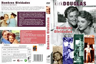 Carátula: Hombres olvidados (1953) The Juggler