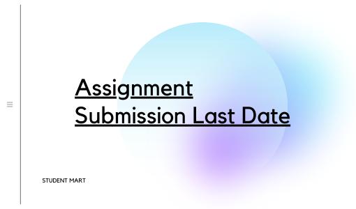 IGNOU Admission Last Date Update