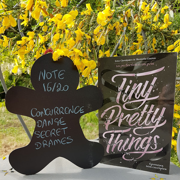 Tiny Pretty Things, tome 1 de Sona Charaipotra et Dhonielle Clayton