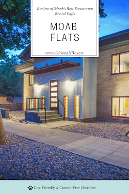 Moab Flats, Dog friendly lodging in Moab, Utah, pet friendly hotels in moab, purple sage flats