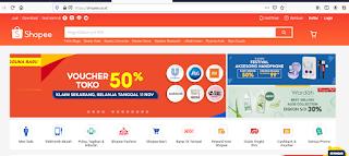 Pengen Buka Toko Online Di Shopee Begini Caranya Ridwan Menulis