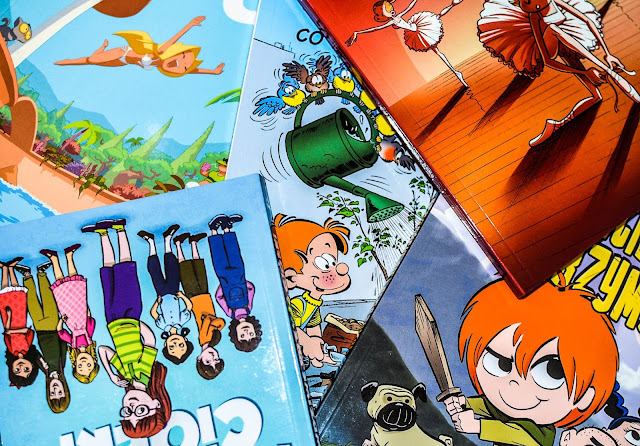 8 fantastycznych komiksów, które sprawią, że twoje dziecko polubi czytanie