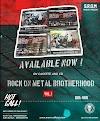 Kompilasi keren ROCK ON METAL BROTHERHOOD VOL 1 Resmi diluncurkan 4 Juli 2020