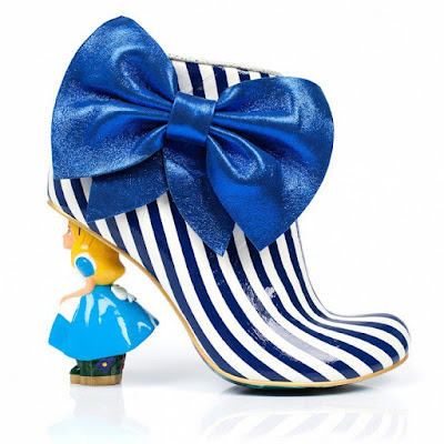 Irregular Choice Alice in Wonerland Boots