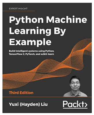Python Machine Learning By Example - Third Edition: Build intelligent systems using Python, TensorFlow 2, PyTorch, and scikit-learn