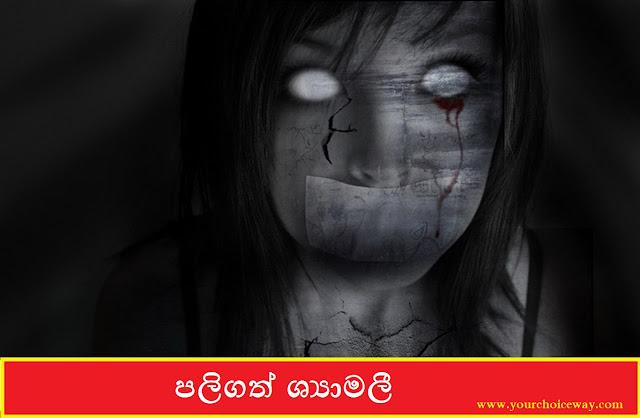 පලිගත් ශ්යාමලී (Paligath Shayamalee) - Your Choice Way