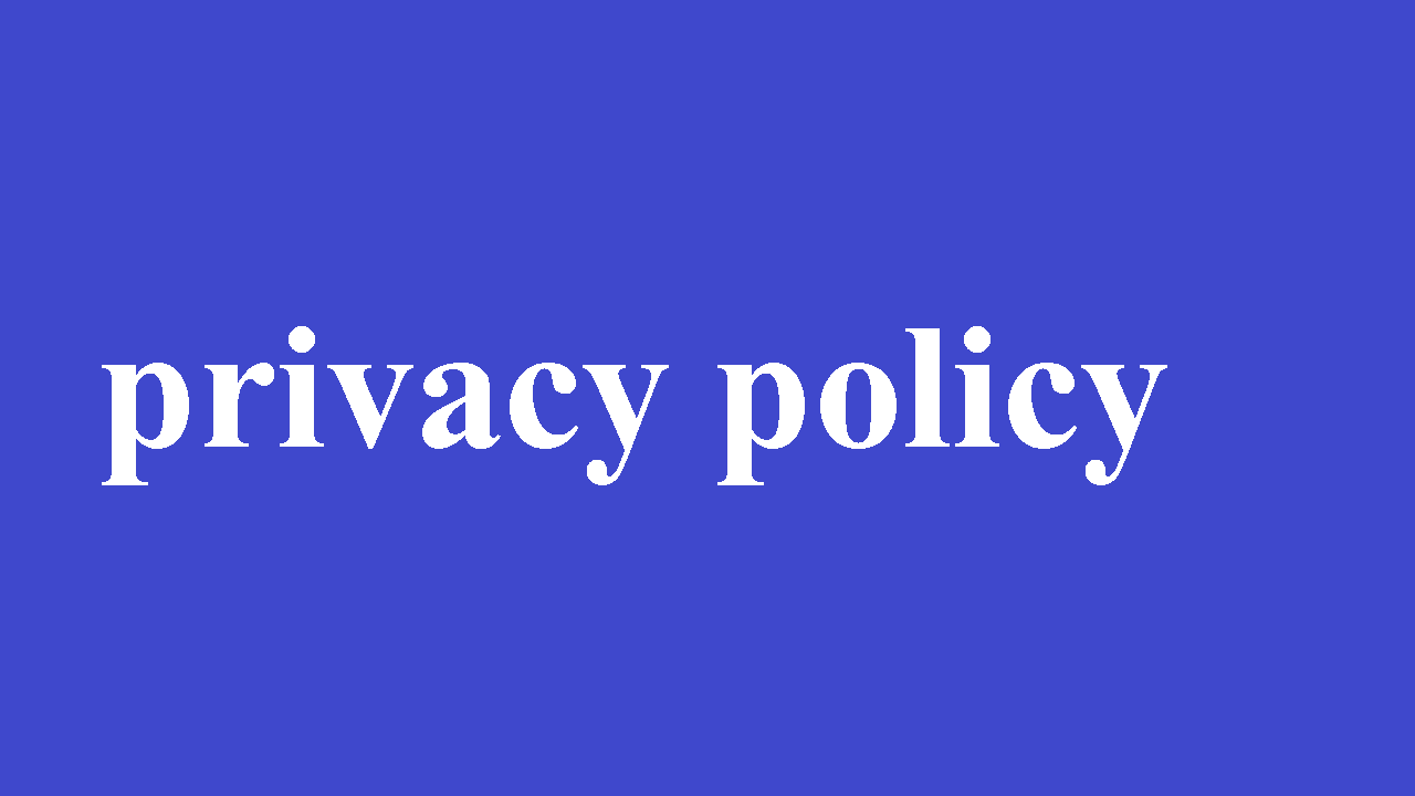 How To Create a Privacy Policy Page For Your Blog or Website