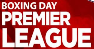 Ultima jornada Liga 2019 y comienzo del Boxing Day navidad Premier