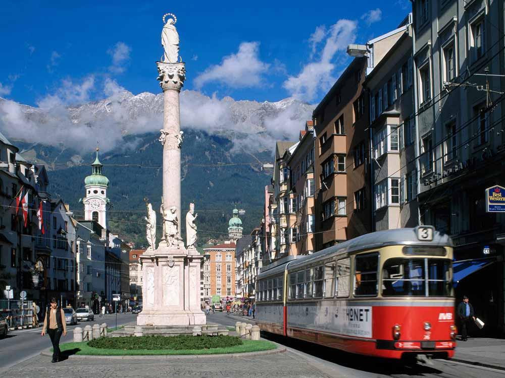 Innsbruck | Cidade da Áustria