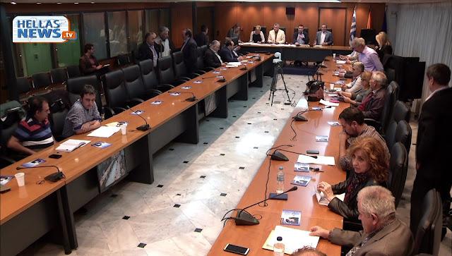 Δημοτικό Συμβούλιο Ιλίου: Πρόσκληση μελών του ΔΣ για την αποψινή τακτική συνεδρίαση