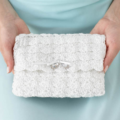 Bridal Clutch - Free Pattren