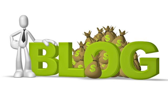 Nyari Duit pakai blogger