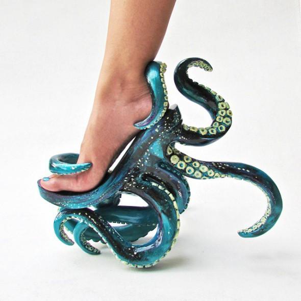 ahtapot ayakkabı