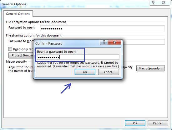 Cara Memberi Password Pada Dokumen Microsodt Word
