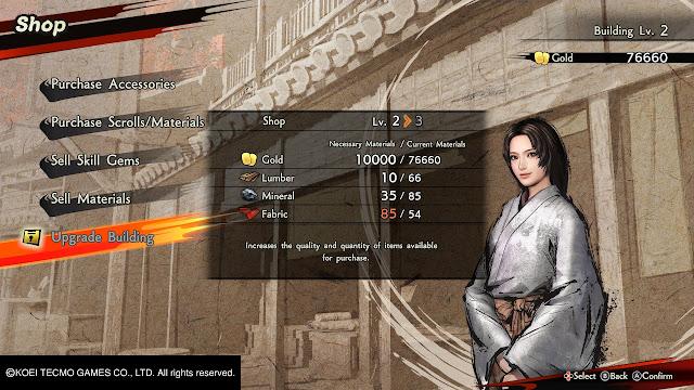 Tienda Saya Samurai Warrior 5 Nitendo Switch
