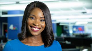 American journalist, Jummy Olabanji