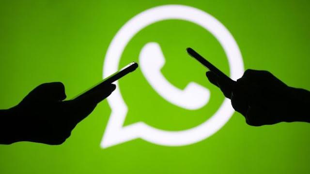 Hati-Hati Klik Link Di Whatsapp Web, Data Bisa Dicuri