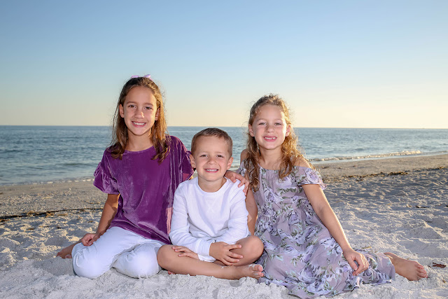 sanibel childrens portrait
