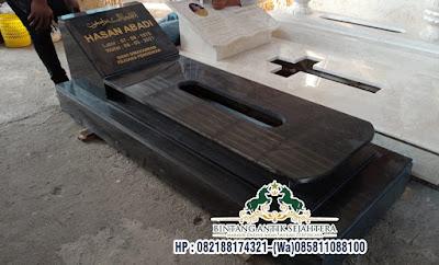 Kuburan Makam Bahan Granit, Tulungagung Pabrik kijing