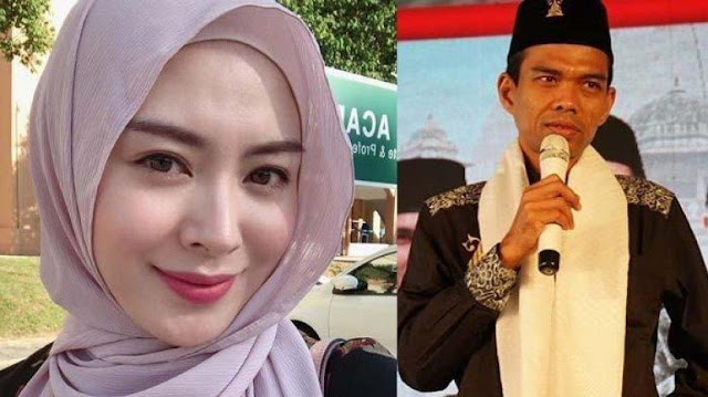 Blak-blakan Ustaz Abdul Somad soal Hubungannya dengan Ayana Moon