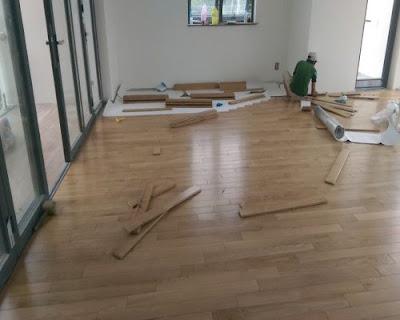 Sàn gỗ sồi ngày càng được ưa chuộng hơn tại Việt Nam