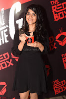 Megha Akash at The launch of The Red Box   Soups and Momos March 2017 009.JPG