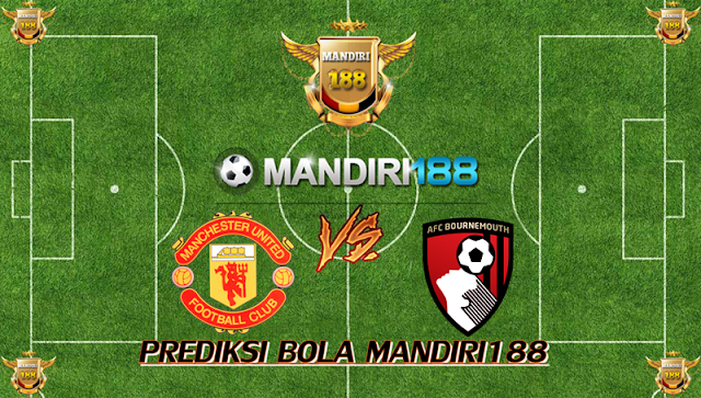 AGEN BOLA - Prediksi Manchester United vs Bournemouth AFC 14 Desember 2017