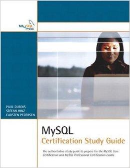 Free PDF download - MySQL 5.0 Certification Study Guide ~ By Paul DuBois, Stefan Hinz, Carsten Pedersen