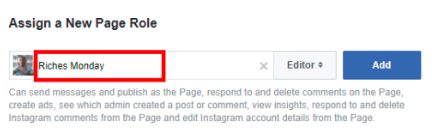 How To Add Admin On Facebook Page<br/>