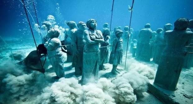 10 μυστηριώδης και ανεξήγητες ανακαλύψεις κάτω από την θάλασσα