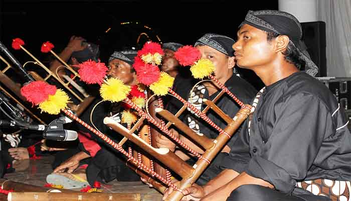 Angklung Reog, Alat Musik Tradisional Dari Jawa Timur