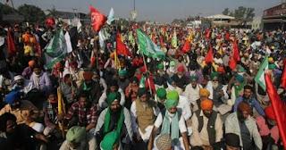 सरकार ने नहीं मानी हमारी मांगें तो 26 जनवरी को निकालेंगे 'किसान गणतंत्र परेड' : किसान नेता | #NayaSaberaNetwork