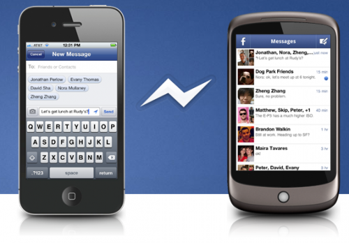 News and tutorial: facebook messenger for android application for.