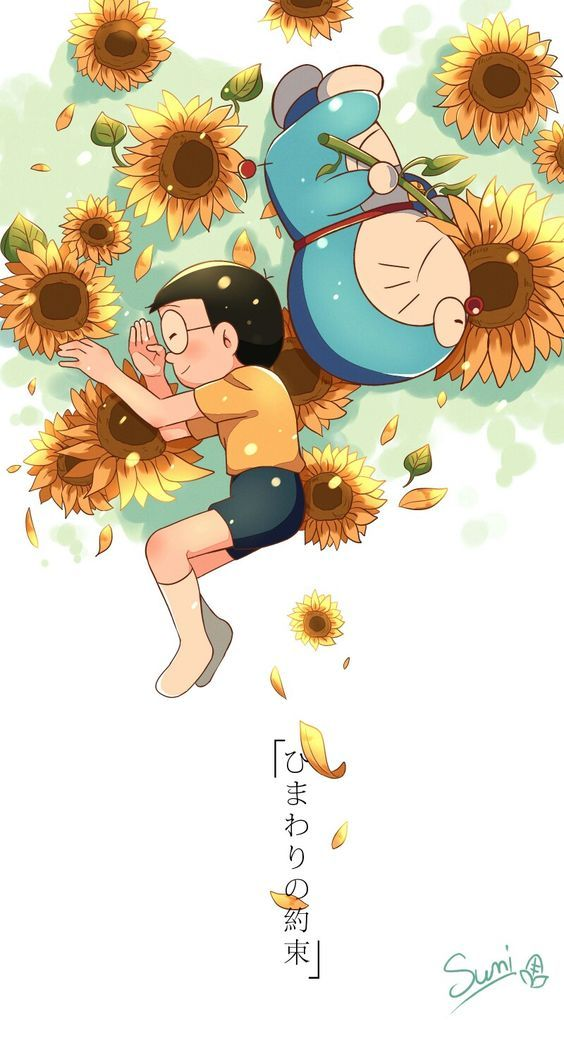 Hình nền Doremon và Nobita
