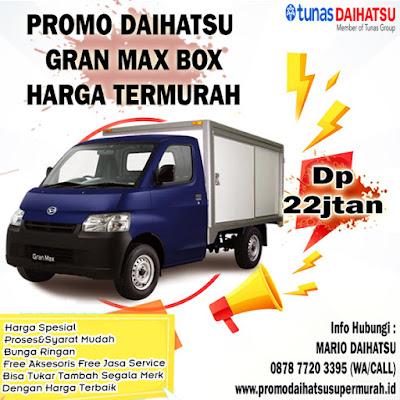 Daihatsu Gran Max Pick Up Box