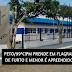 AMARGOSA: PETO/99ªCIPM PRENDE EM FLAGRANTE ACUSADO DE FURTO E MENOR É APREENDIDO