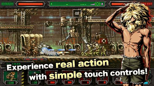 Metal Slug Defense Apk Mod