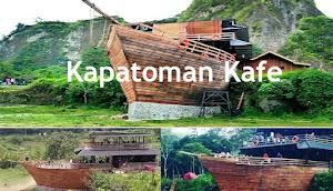 Kapal Terdampar, Tempat Santap Kuliner di Bukittinggi